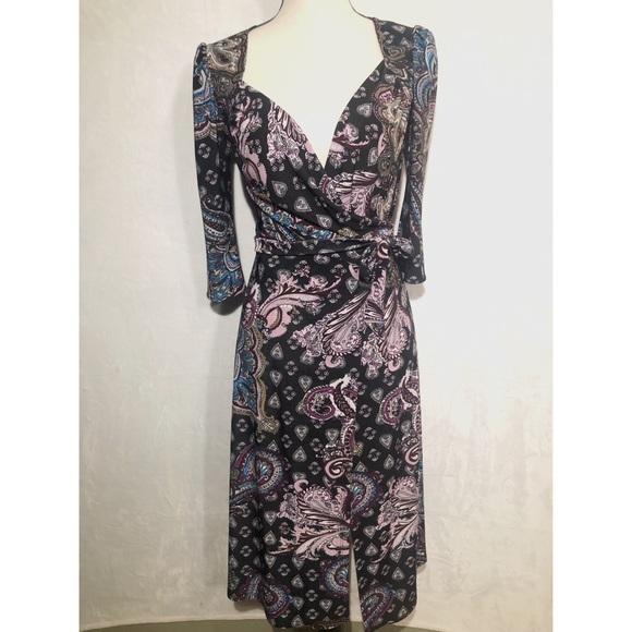 karina Dresses & Skirts - Wrap Dress